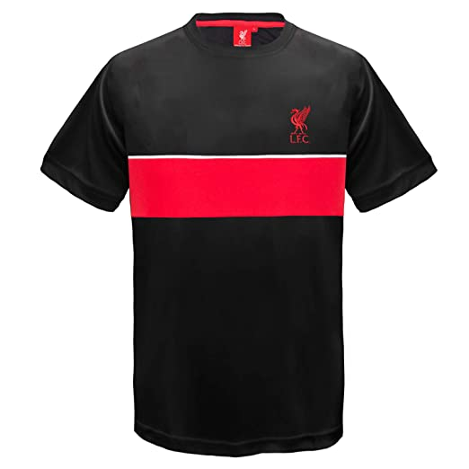 AGES  4//5-11//12YR RED//BLACK BOYS LFC LIVERPOOL FOOTBALL CLUB PYJAMAS