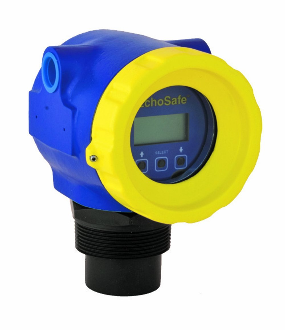 Flowline XP89-0 EchoSafe Explosion Proof Ultrasonic Level Transmitter with 32.8' Cable