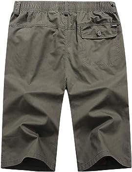 Daylin - Pantalones de Verano para Hombre, tamaño Grande, Casual ...