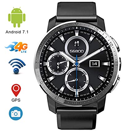 Amazon.com: Lesgos 4G Smartwatch, IP67 Waterproof Android ...