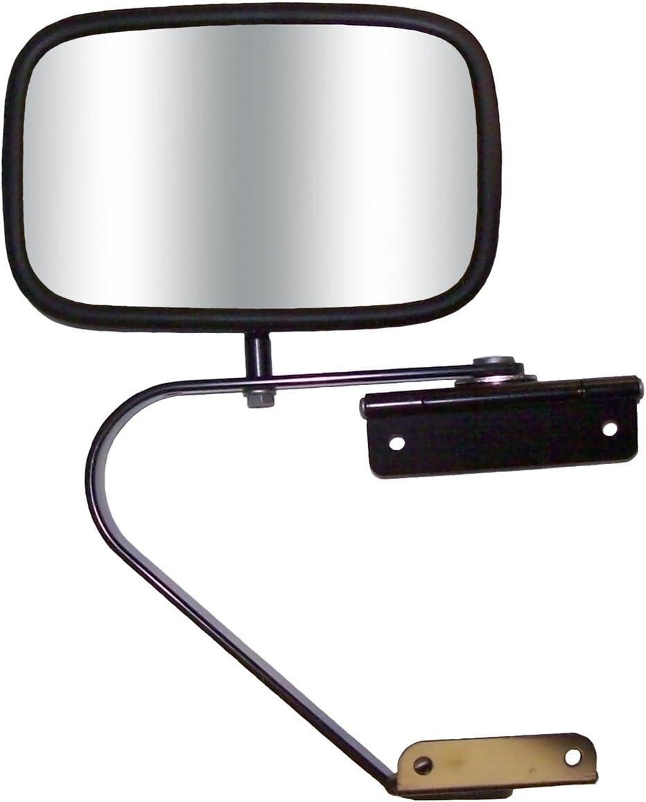 CIPA 41100 Universal Black OE Style Black Replacement Side Mirror