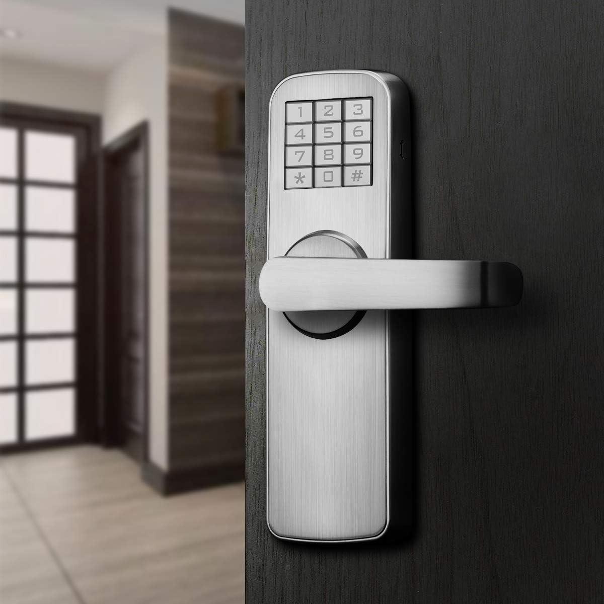 Cerradura Electrónica Inteligente, Teclado Numérico ...