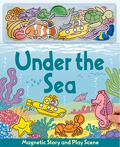 Sea Animals Book Activity (Under the Sea (Magnetic Story & Play Scene))