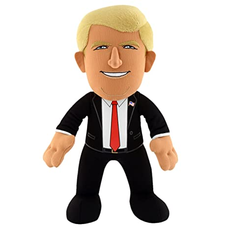 Image Unavailable. Image not available for. Color  Bleacher Creatures  President Donald Trump 10 quot  Plush Figure fe6bad33b