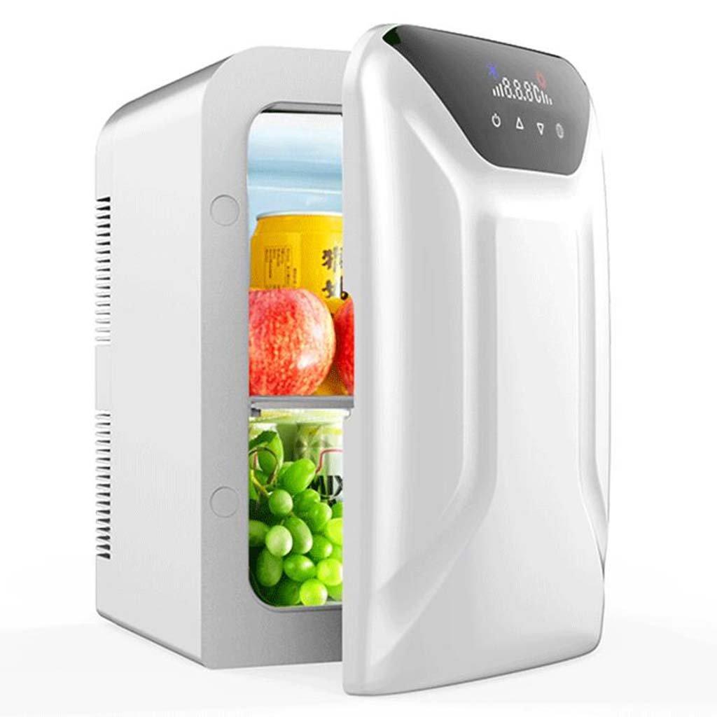 HAIZHEN Mini-Kühlschränke Auto Kühlschrank Einzeltür 16L Weiß ...