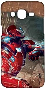 Macmerise Ironman Attack Sublime Case For Samsung On7 Pro