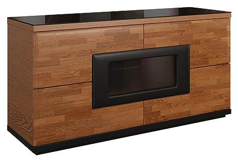 Pulire La Credenza : Credenza legno massiccio di quercia larghezza cm colore