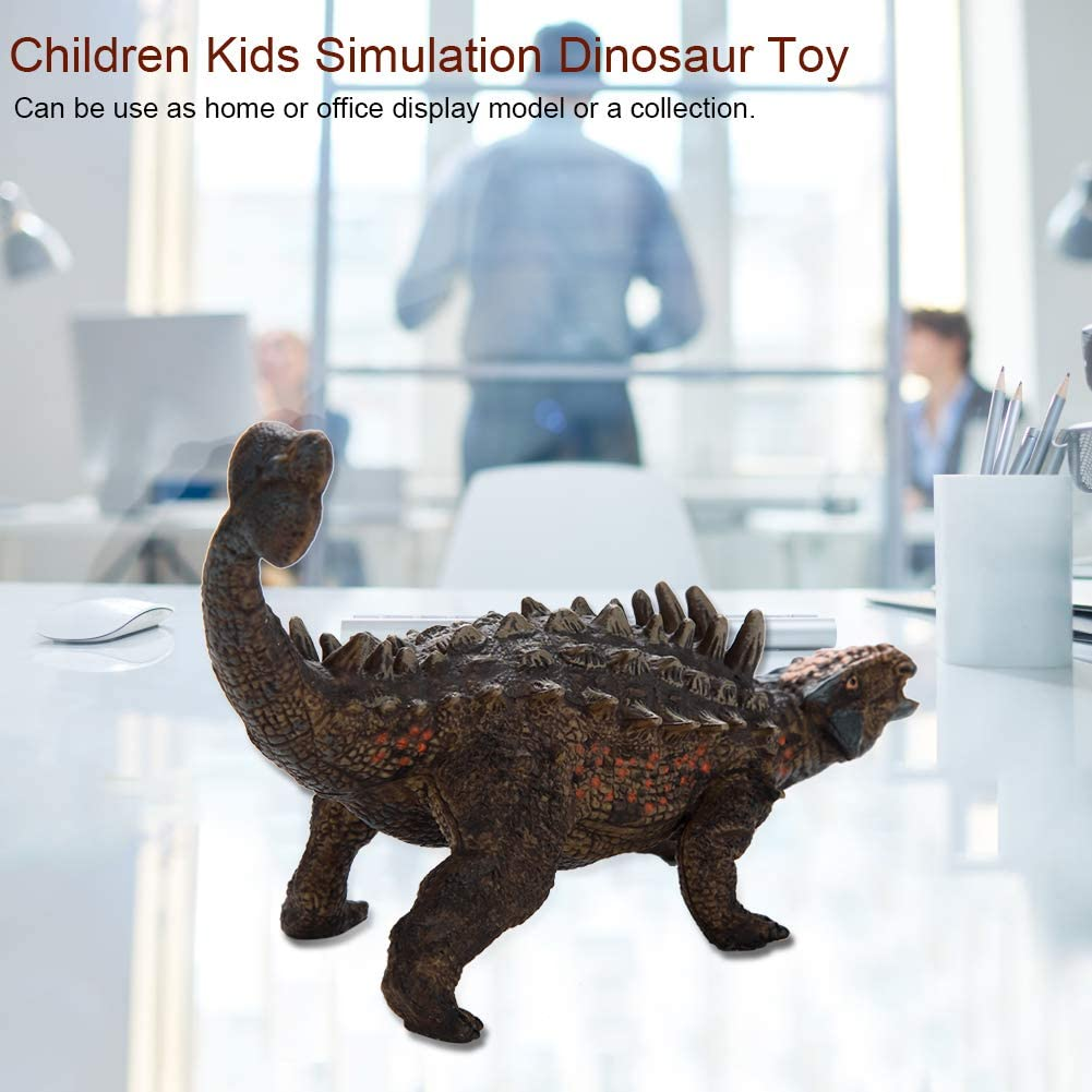 Kid Child Simulation Dinosaur Miniature Animal Model Toy Home Table Desktop Decor Toys Children Kids Baby GLOGLOW Dinosaur Toys