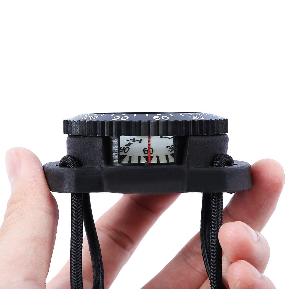 YF Diving Scuba Wrist Compass Deep Sea Exploring Supplies Pointing Guide Under Water Compass for Diving