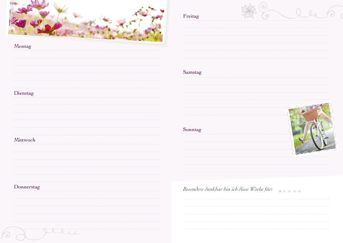 Gedruckten A5 Dankbarkeit Tagebuch Dankbarkeit 4