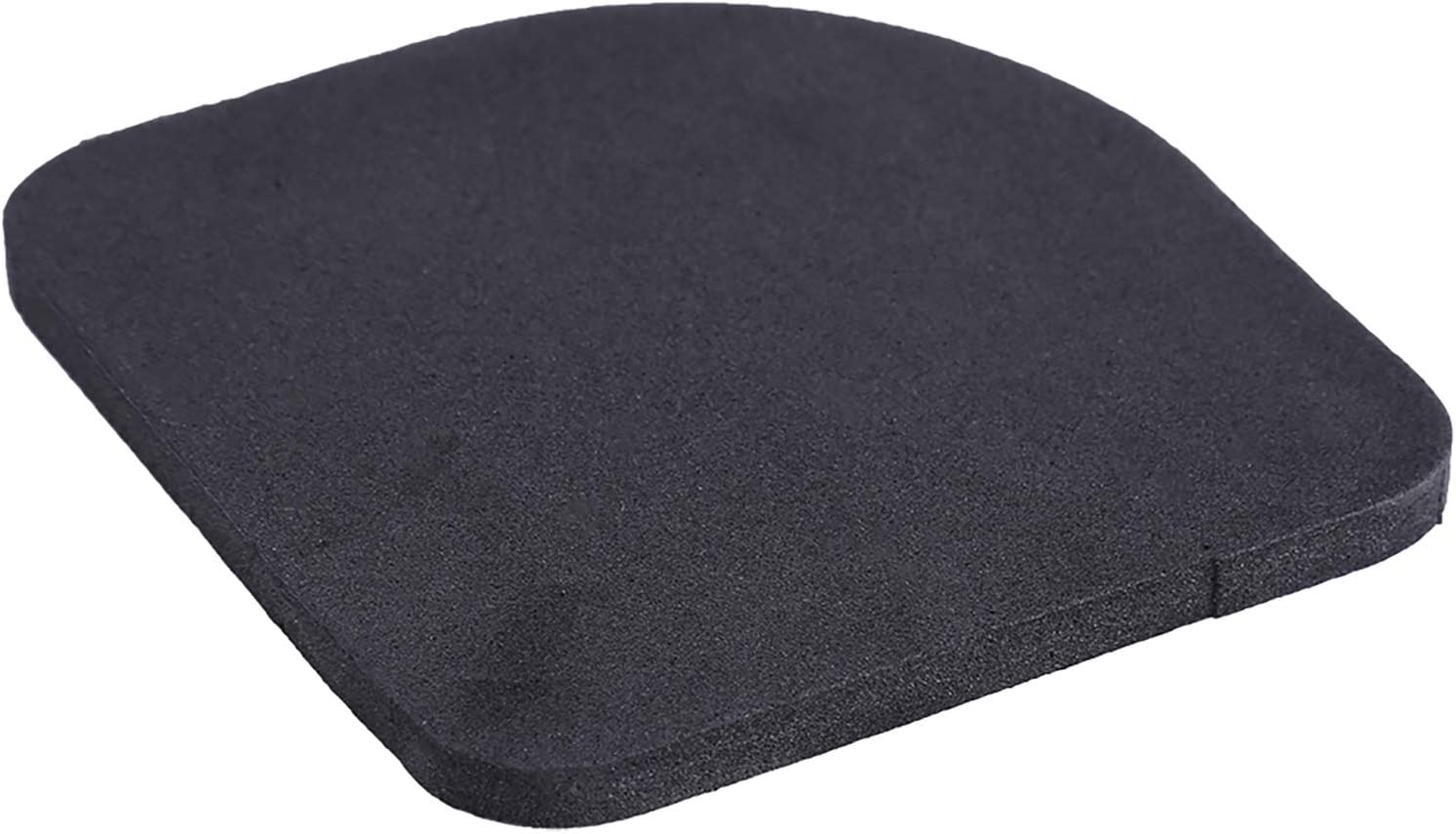 GOTOTOP 4Pcs Washing Machine Pad for Shaking Refrigerator EVA Black Anti-Vibration Pads Mat Home Appliance Scratch Floor Protector 2.75in