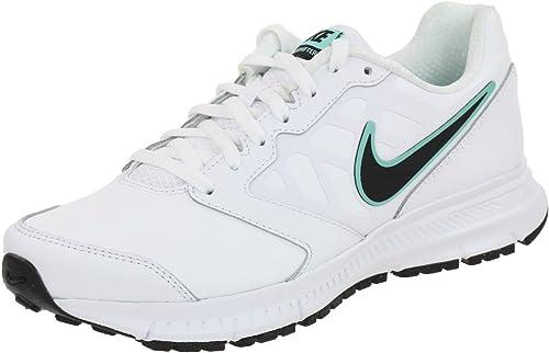 Nike Downshifter 6 Lea Wmns - Zapatillas de Running de Piel para ...