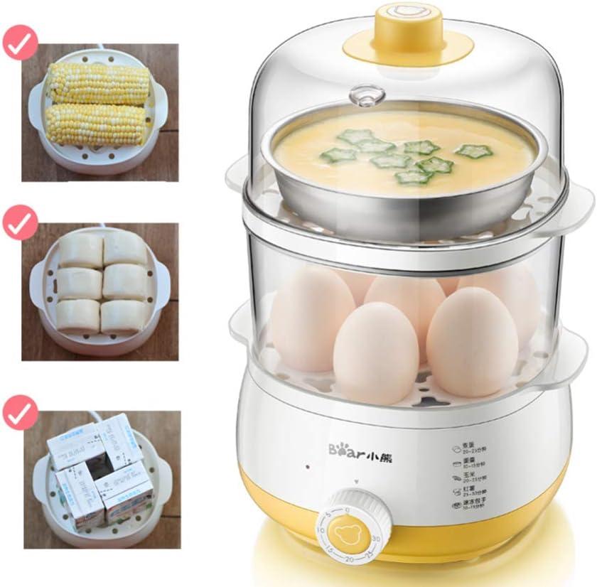 R&Y cocedor Huevos Cocina eléctrica para Huevos ...