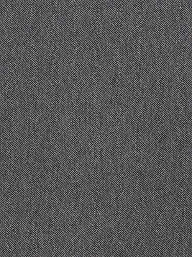 Asphalt Grey Herringbone Houndstooth Texture Plain Wovens Upholstery decorative Upholstery Fabric by the yard