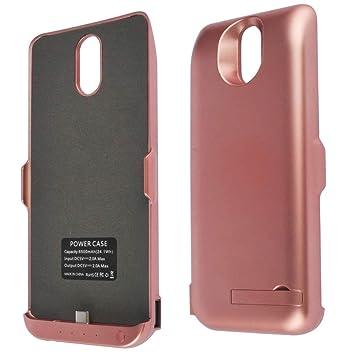 Huawei Mate 9 Pro recargable caso, Rasse® 6500 MAH funda ...