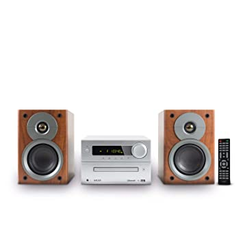 HAISER HSR 117 | 40 W RMS con | CD-Player | Bluetooth | USB | FM Radio