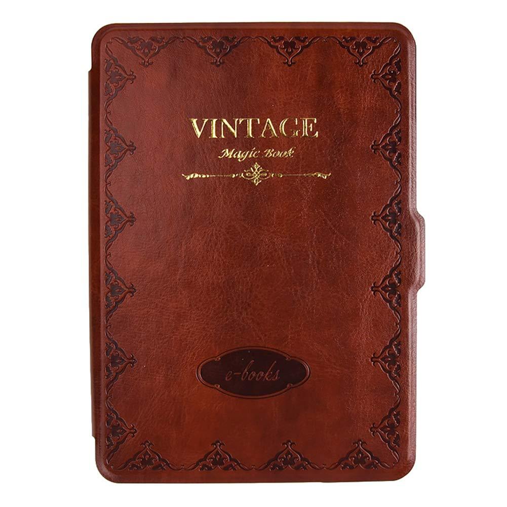 Housse Coque Rigide R/éveil Automatique Super L/éger Style Vintage pour Kindle Compatible avec Kindle Paperwhite 2//3//4//Voyage Toruiwa