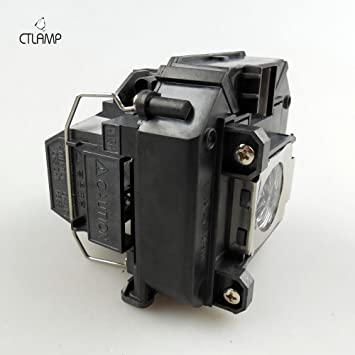Epson V13H010L60 ELPLP60 Replacement Lamp POWERLITE 92 93 95 W