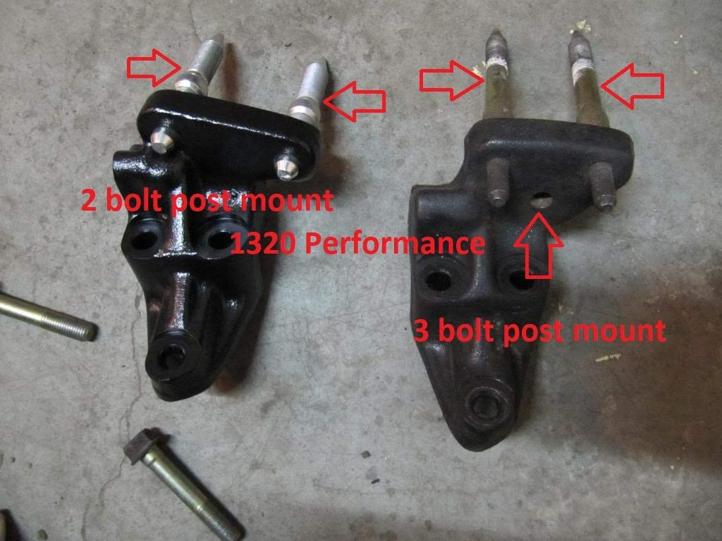 1320 Performance B /& D series motor mount 3 bolt driver side billet EG DC2 65A Stiffness
