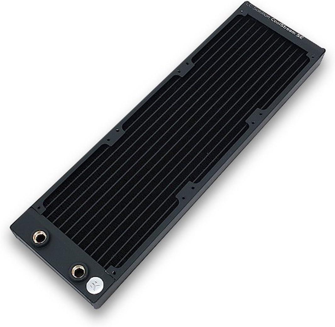 EKWB EK-CoolStream SE 360 Radiator, Slim Triple, Black