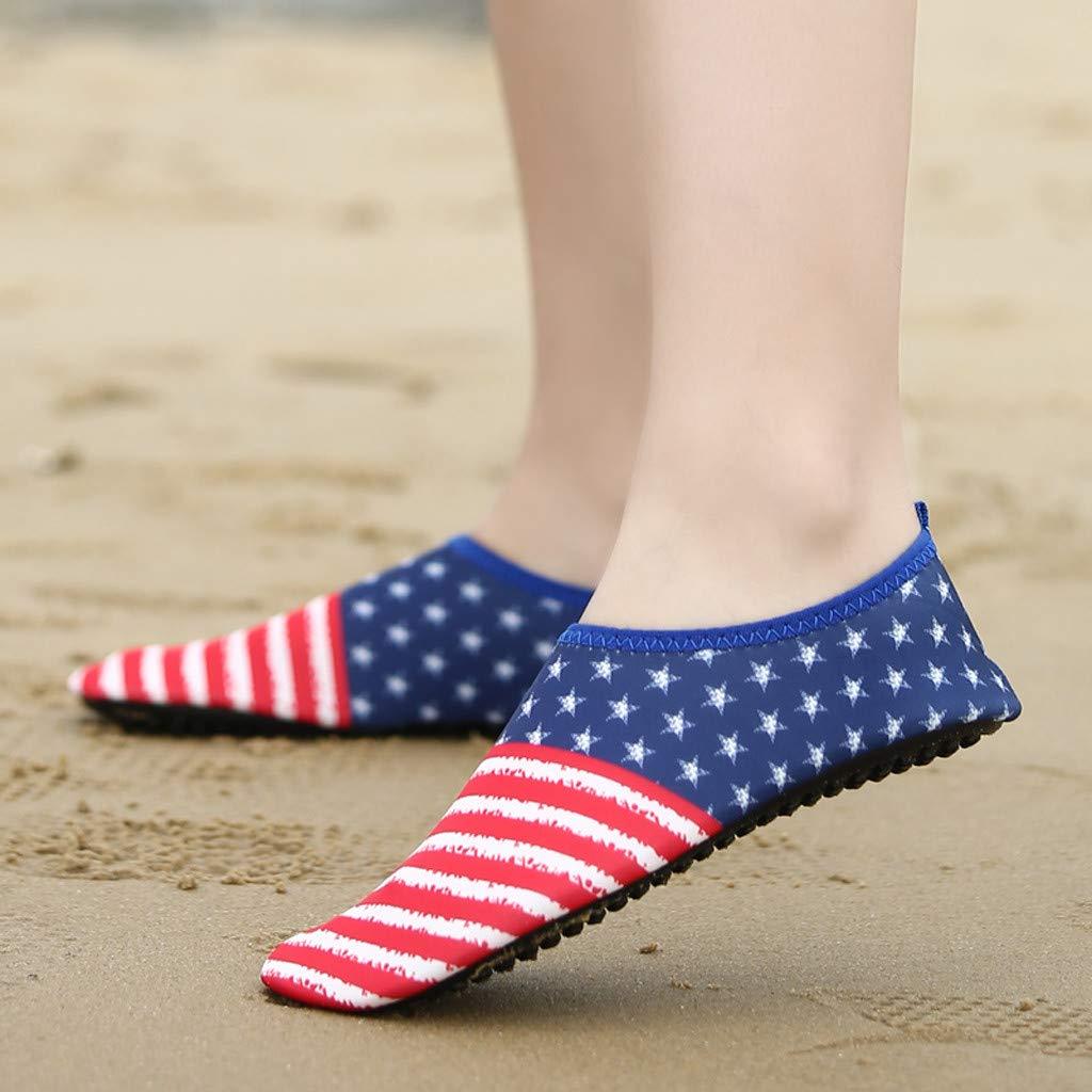 Couple Quick Dry Aqua Socks Barefoot Outdoor Beach Swim Yoga FlatsWater Shoes