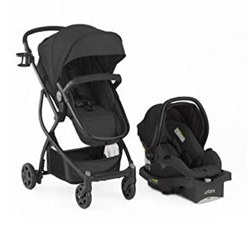 Amazon.com : Stroller Travel System Convertible 4-in-1 Reversible ...