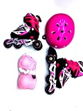 Pro Action Inline Skate Pink S(31-34)