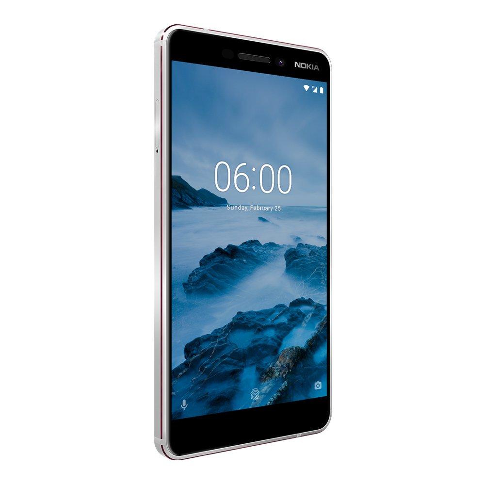 Nokia 6 1 (Nokia 6 2018) TA-1068 64GB White Iron, Dual Sim, 5 5