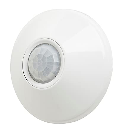 Amazon.com: Sensor Switch CMRB 6 High Bay, Passive Infrared Fixture Mount Occupancy Sensor, White: LACUITY BRANDS COMPANY: Home Improvement