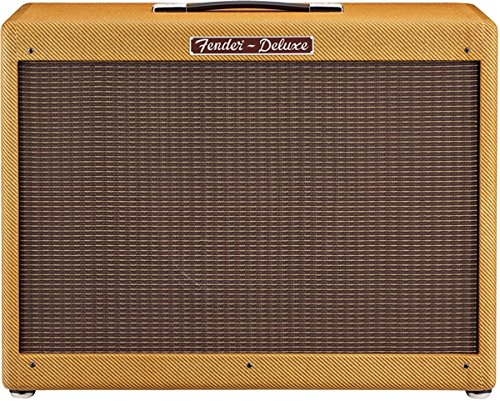 Bass Hot Rod - Fender Hot Rod Deluxe 112 80-Watt 1x12-Inch Guitar Extension Cabinet