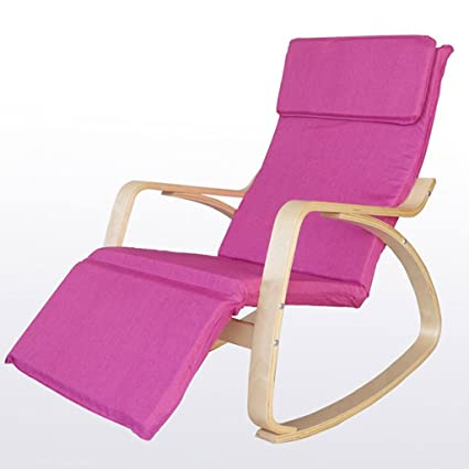 Amazon.com: XITER - Silla reclinable de madera con ...