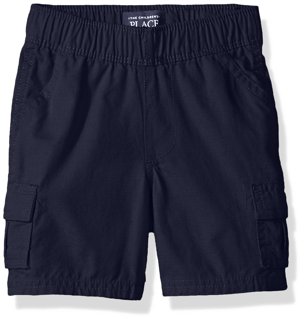 The Children's Place Baby Toddler Boys' Pull on Cargo Shorts, Tidal 60634, 3T by The Children's Place