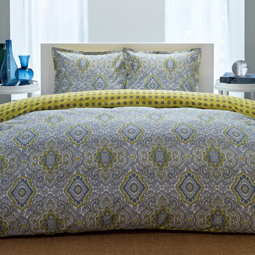 City Scene Milan Comforter Set, Full/Queen -