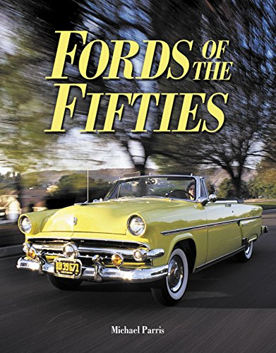 Fords of the Fifties for sale  Delivered anywhere in USA