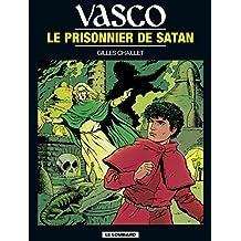Vasco - tome 2 - Prisonnier de Satan (Le) (French Edition)