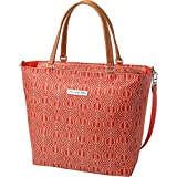 Petunia Pickle Bottom Altogether Tote, Paprika Red