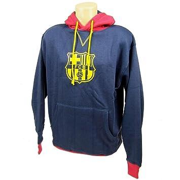 1513dd01e9bd0 FC Barcelona – Sudadera con capucha para mujer chaqueta sudadera sudadera  con capucha para mujer rojo