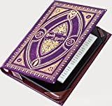Book Cover Case for ALL 6' Amazon Kindle eReader inc 2015 Paperwhite and Touch Screen - Book of Spells Harry Potter