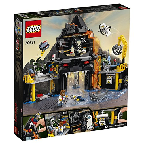 LEGO Ninjago Movie Garmadon's Volcano Lair 70631 by LEGO (Image #2)