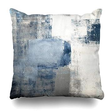 Amazon.com: ArTmall - Funda de almohada con cremallera para ...