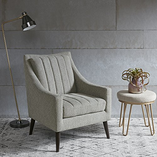Ink+Ivy II100-0282 Natalie Accent Chair, Grey Multi ()