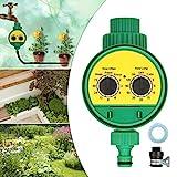 Best garden hose timer - KINGSO Water Timer Single Outlet Hose Faucet Timer Review