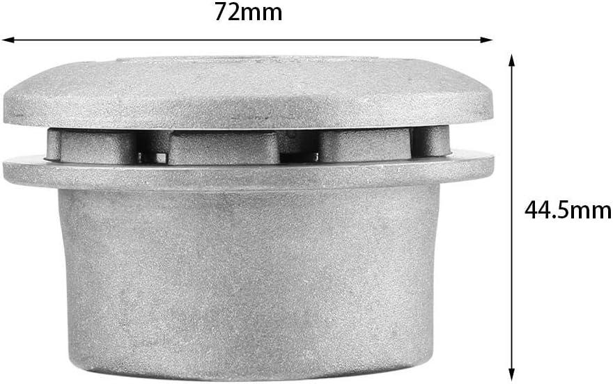 Cortador de cabezales de c/ésped de aluminio para cortac/ésped de gasolina y c/ésped