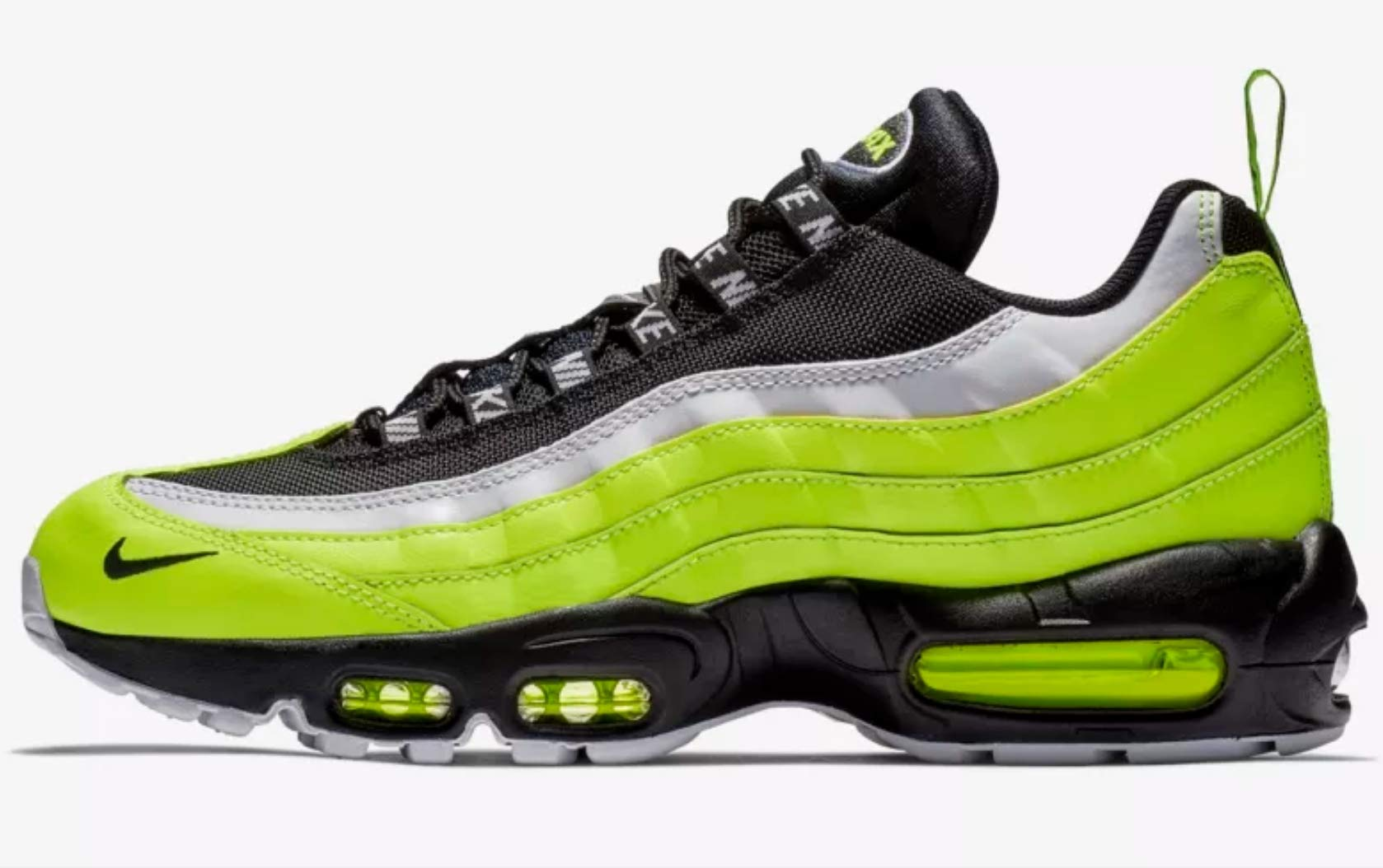 reputable site 08659 eb8c6 Galleon - NIKE Air Max 95 PRM Reverse Mens Style   538416-701 Size   9 M US
