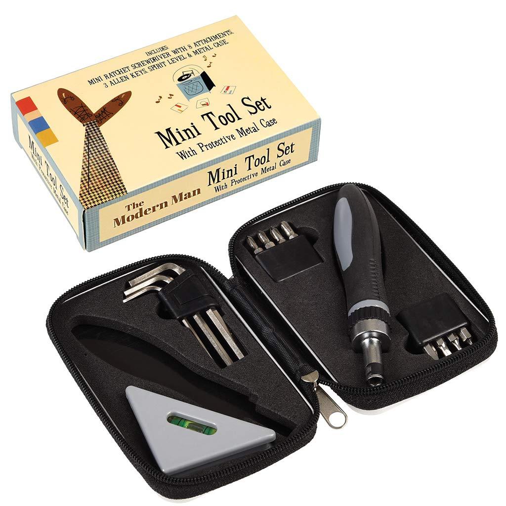 Modern Man Mini Tool Set Rex International Ltd