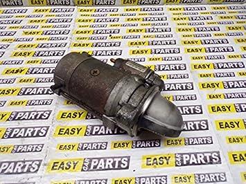 Ssangyong Kyron 20 Xdi Starter Motor 661 151 37 01 Amazon