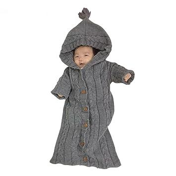 Saco de dormir manta & swaddlers envuelto recién nacido bebé elfo infantil ropa de cama cálido