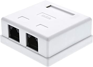 Top or Side Entry Cat5e Keystone Jack
