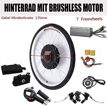 DiLiBee - Kit de conversión eléctrica para Bicicleta eléctrica de ...