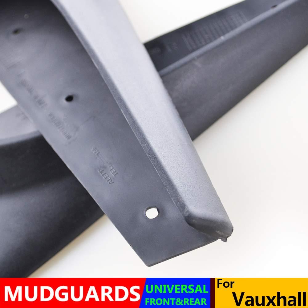 XUKEY Set Molded Universal Mud Flaps For Adam Agila Antara Astra Corsa Splash Guards Mudguards Front Rear Mudflaps